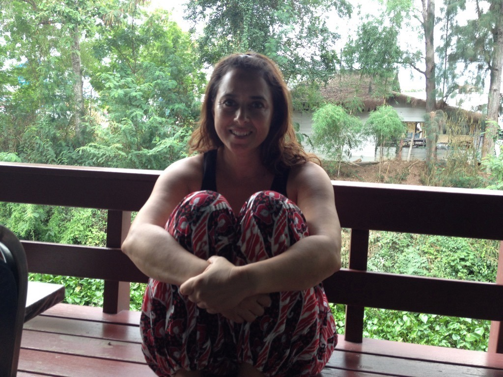 Chimene Rosales - Certified Massage Practicioner